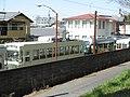 Okayama Electric Tramway Higashiyama rail yard - panoramio (3).jpg