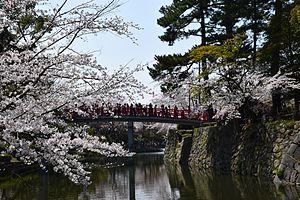 Okazaki Castle - Image: Okazakijo 4