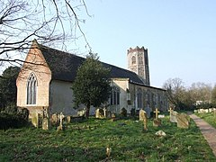 All Saint's Church, Old Buckenham