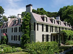 Old House, Quincy, Massachusetts.JPG