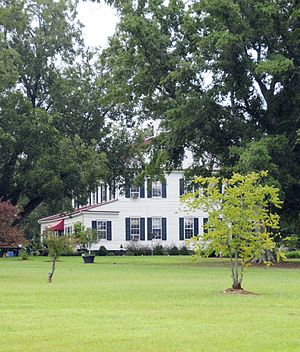 National Register of Historic Places listings in Saluda County, South Carolina - Image: Old Strother Place