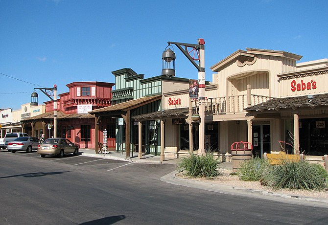 670px Old Town Scottsdale 01 A Brief Walk Through Scottsdale History