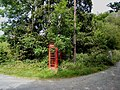Old style telephone box in Cwm Twrch - geograph.org.uk - 560084.jpg
