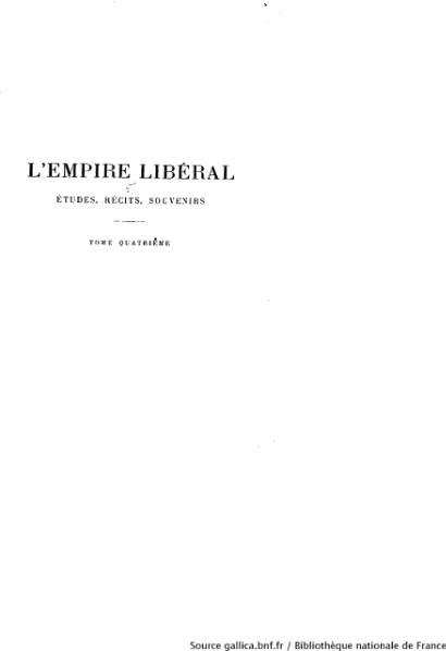 File:Ollivier - L'Empire libéral, tome 4.djvu