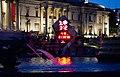 Olympic Clock trafalgar square.jpg