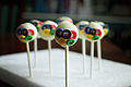 Olympic rings on cakepops (7657972966).jpg