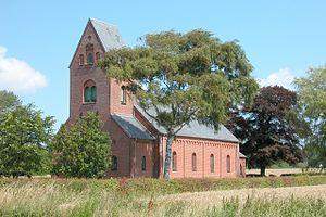 Niels Jacobsen - Ommel Church