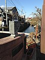 Onogawa River and boat from Chukeibashi Bridge.jpg