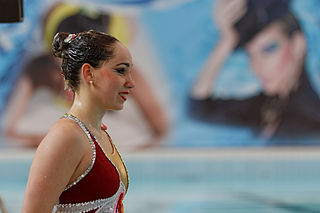 Camille Guerre swimmer
