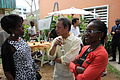 Opening of the Espace WikiAfrica in Douala 78.JPG