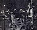 Optical printer by Carl Louis Gregory, rear side, March 1943.jpg
