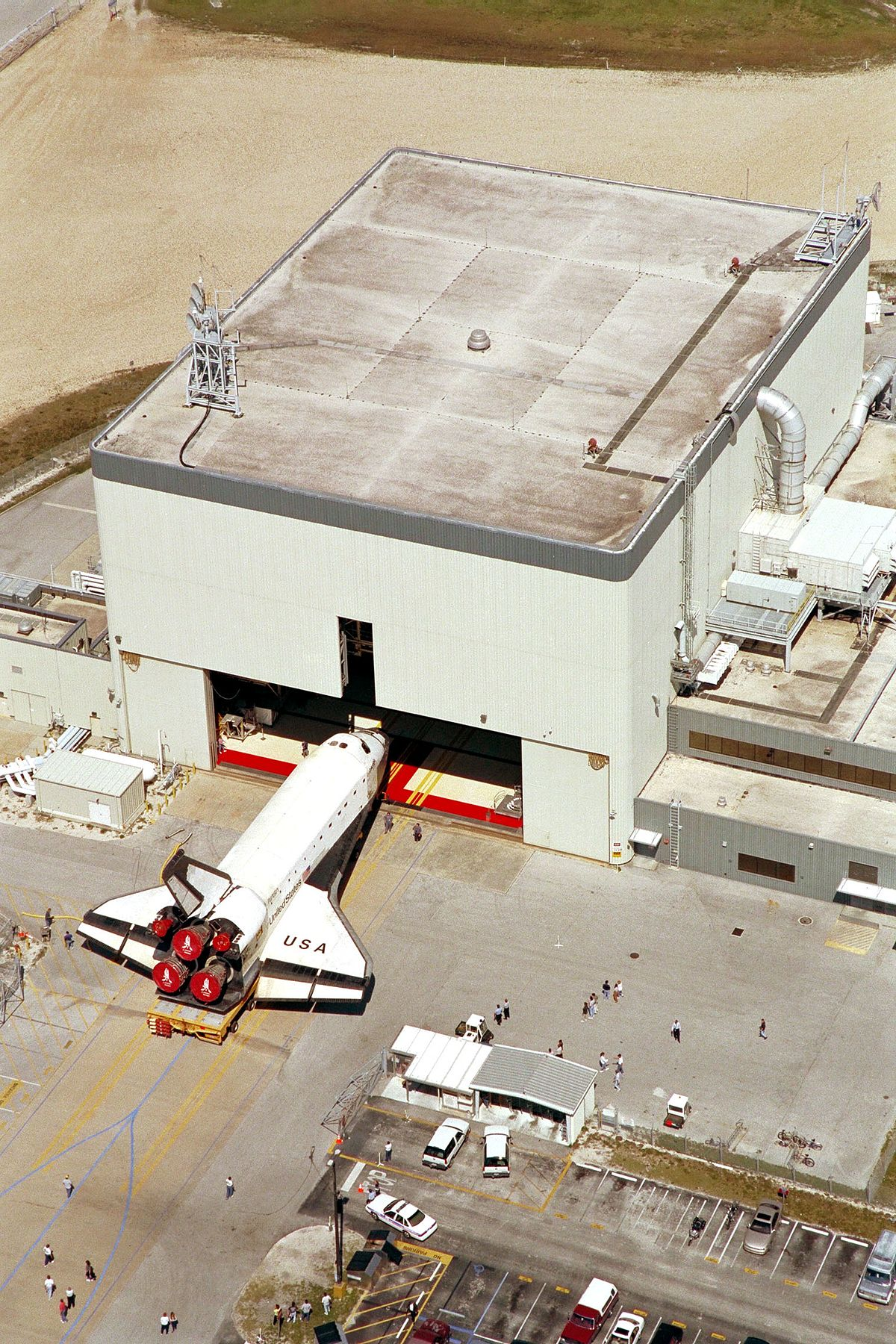 orbiter processing facility wikipedia