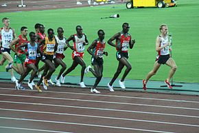 Weltrekord 5000m Frauen