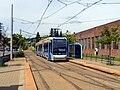 Oslo - Tram 17 Grefsen stasjon.jpg