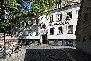 Östgöta Nation, Lund - Östgöta Nation in Lund.