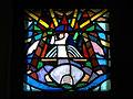 Ottakring - Kirche Sandleiten - kleines Fenster III.jpg