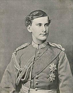 Otto of Bavaria King of Bavaria