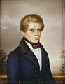 Otto von Bismarck, Jugendbildnis im Alter von 22 Jahren.jpg