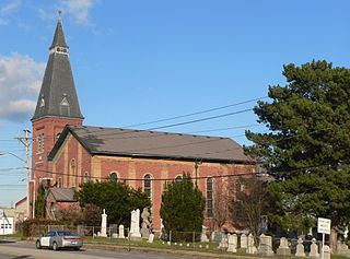 Our Mother of Sorrows Roman Catholic Church Complex United States historic place