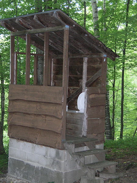 File:Outhouse at the Farm and Wilderness Camp.jpg