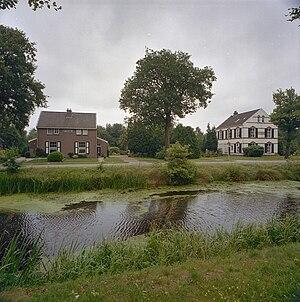 Veenhuizen, Noordenveld - Veenhuizen in 2002