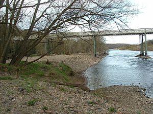 Ovingham Bridge - Ovingham Bridge