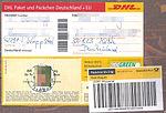 Päckchenaufkleber mit Briefmarke bis 2 kg, DHL 2016.jpg