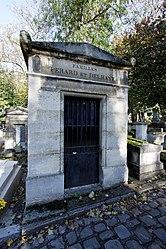 Tomb of Perard and Delhaye