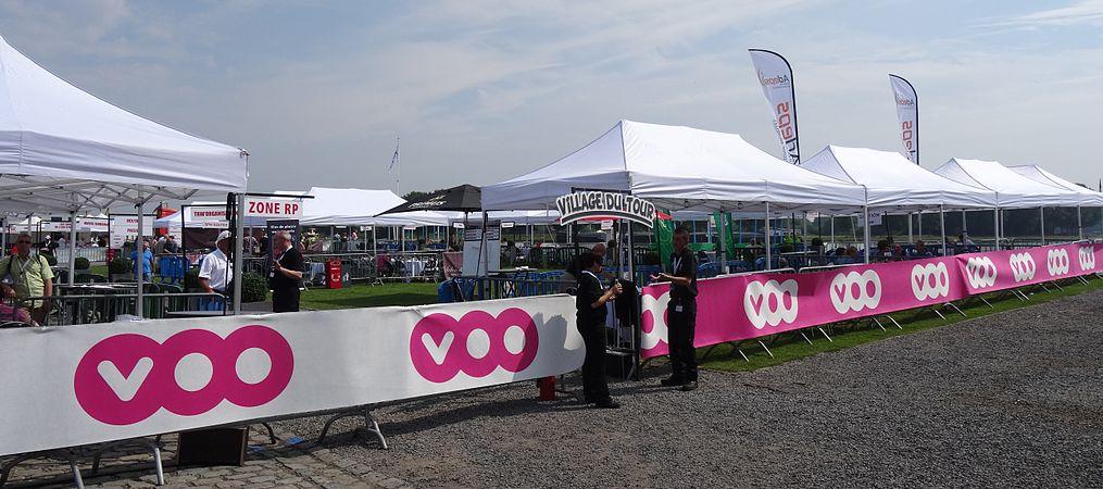 Péronnes-lez-Antoing (Antoing) - Tour de Wallonie, étape 2, 27 juillet 2014, départ (E1).JPG