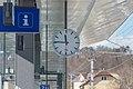 Pörtschach Bahnhof-Drautalbahn II Uhr 12022021 8588.jpg