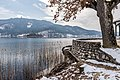Pörtschach Halbinselpromenade Landspitz Blick nach Süden 02032018 2670.jpg