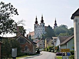 Sveta Trojica v Slovenskih Goricah Locality of Slovenia