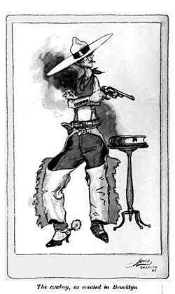P18-b, Collier's Weekly 1908 Dec--Wild west faking.jpg