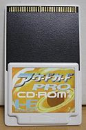 Carte mémoire PC Engine Arcade Card PRO