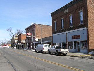 Pierceton Historic District United States historic place