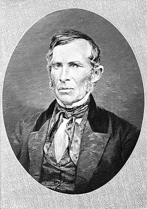 Ebenezer Emmons - Portrait of Ebenezer Emmons