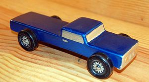 How To Build a Pinewood Derby Car/Block - Wikibooks, open books for an ...