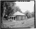 PYRAMID COTTAGE, EXTERIOR EAST. - 303 Third Street (House), Thomas, Jefferson County, AL HAER ALA,37-THOS,4-4.tif