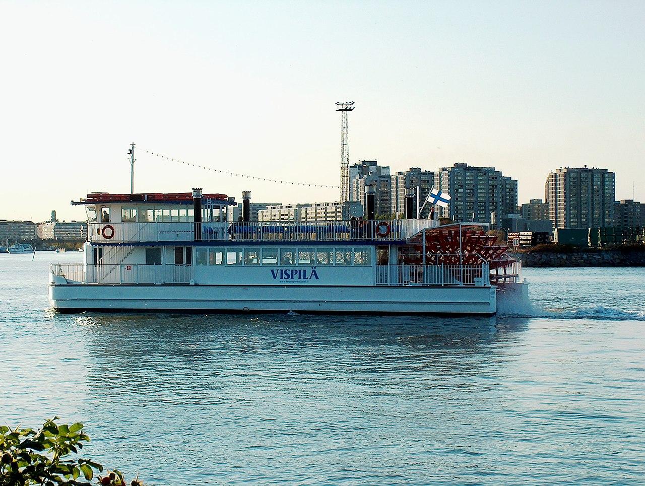 Helsinki Pietari Laiva