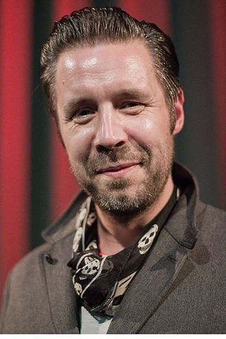 "Paddy Considine - Image: Paddy Considine at the ""Tyrannosaur"" Q&A at the Quad in Derby (6202793361)"
