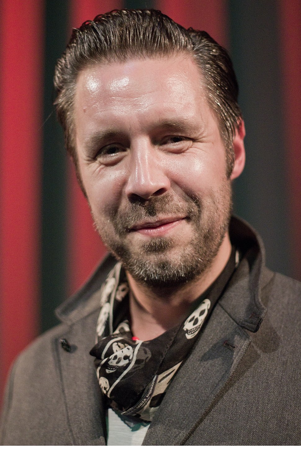 Paddy Considine at the %22Tyrannosaur%22 Q%26A at the Quad in Derby (6202793361)