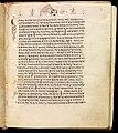 Page from Coptic manuscript of the 'Pauline Epistles & Gospel of John' (CBL Cpt 813, f.3r).jpg