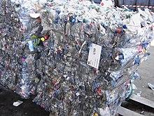 Bouteilles En Plastique Prtes Pour Le Recyclage