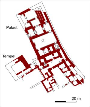 Palace economy - Palace at Alalakh