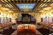 Palau de la Música - Interior general (2)