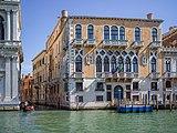 Palazzo Corner Contarini Canal Grande Venezia 2018.jpg