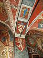 Palazzo comunale di s. miniato, sala delle sette virtù, stemma tedaldi e scarlatti 2.JPG