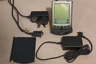 Palm V - Image: Palm V pack