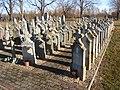 Palotabozsok, régi sírkövek a temetőben 01.jpg