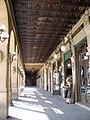 Pamplona - Plaza del Castillo, Café Iruña 03.jpg